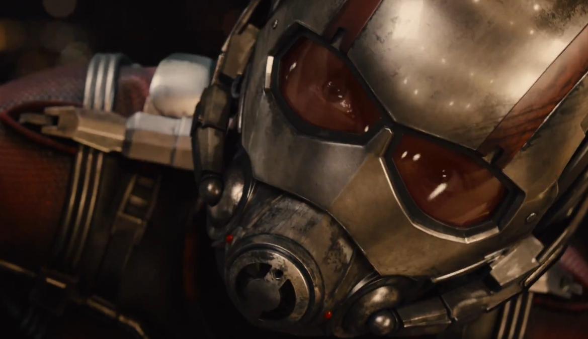 Homem-Formiga - Trailer 1 Legendado em breve nos cinemas