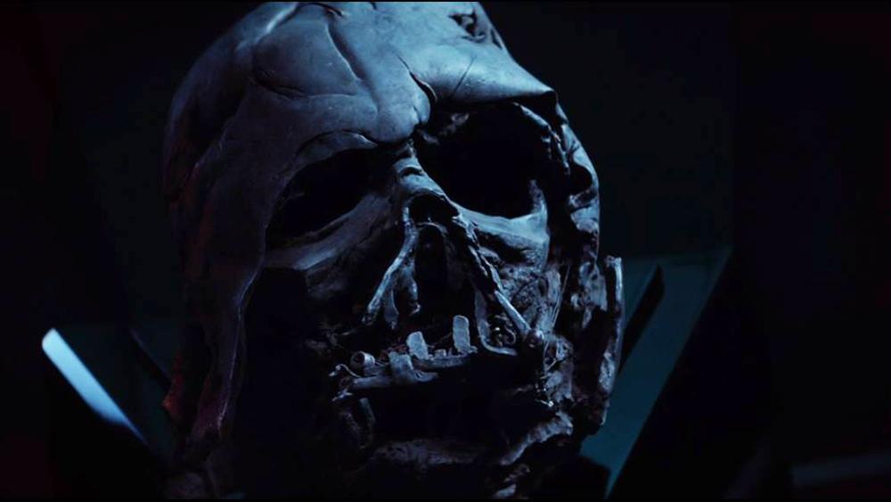 Darth Vader é coisa do passado (Foto: Reprodução)